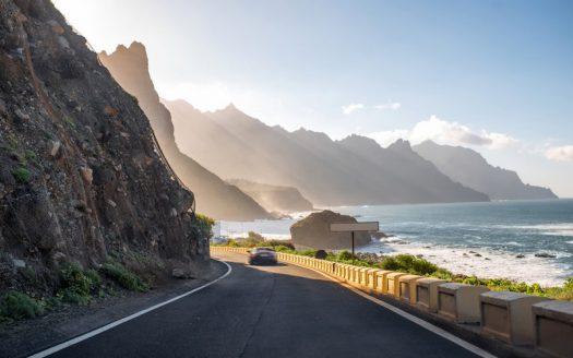 Путешествие по Тенерифе на автомобиле