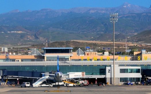 Airports in Tenerife