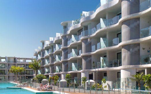 apartamentos en España