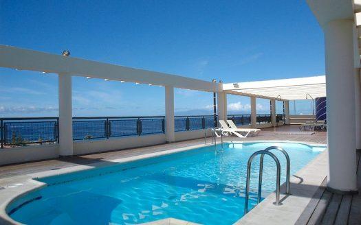 Квартира с видом на океан