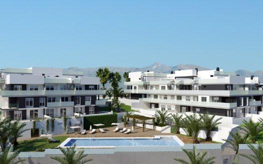 Апартаменты в El Medano