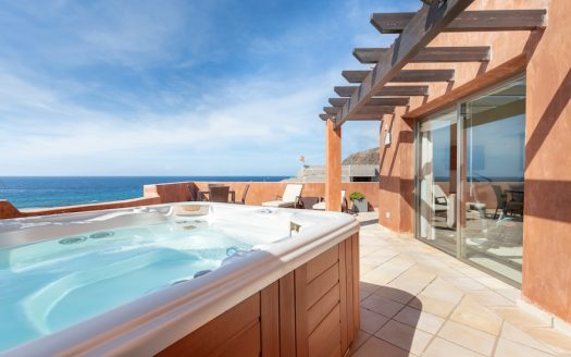 Duplex penthouse in Palm Mar