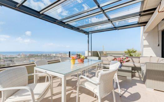Penthouse in Caldera del Rey